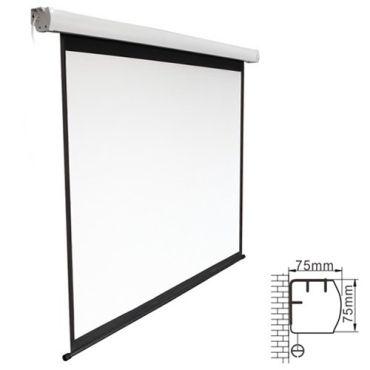 Екран для проектора моторизований 200*150 PSAC100 (4:3)