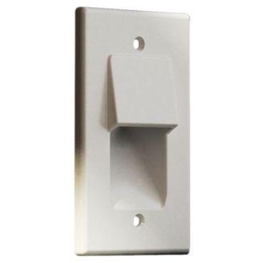 Панель для крепления и укладки кабеля на стене CS01-1