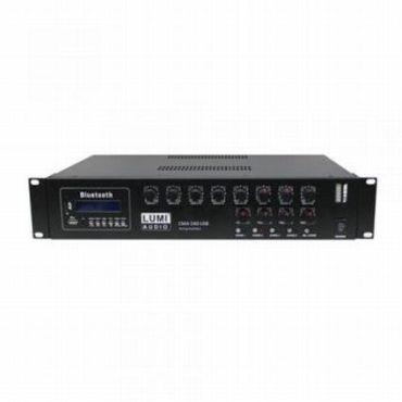 Усилитель микшер Inter Audio CMA-240USB
