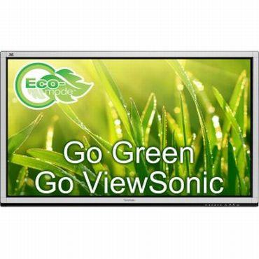 Комерційний дисплей ViewSonic CDE7500