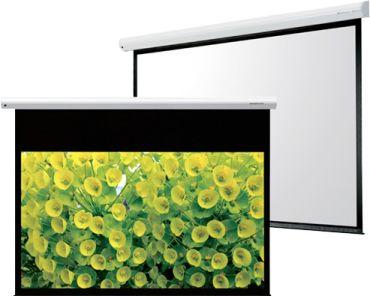 CB-MP100(16:9)WM5 Екран моторизирований 221x125