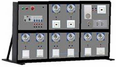EEL-3883 Робоча станція з електромонтажу