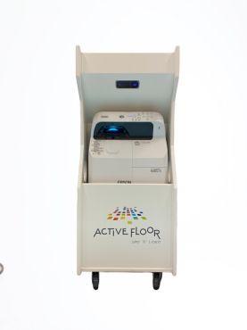 Інтерактивна підлога Active Floor mobile