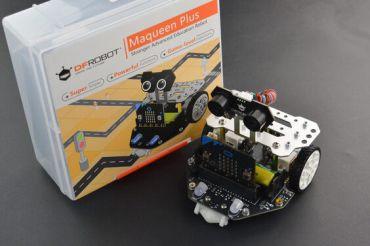 Maqueen Plus- робот для програмування.