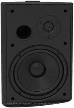 Двох смугова настінна колонка  Inter Audio HYB-4T HYB-4T Black
