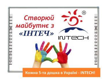 Інтерактивна  дошка INTECH RE91A