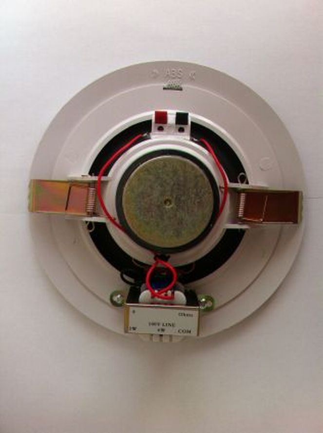 Потолочный громкоговоритель  Inter Audio SSD-5
