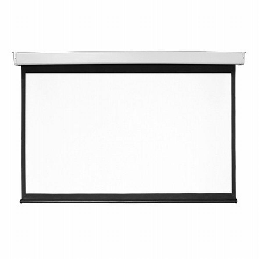 ESAA100 (16:9)  Екран моторизований 221*123