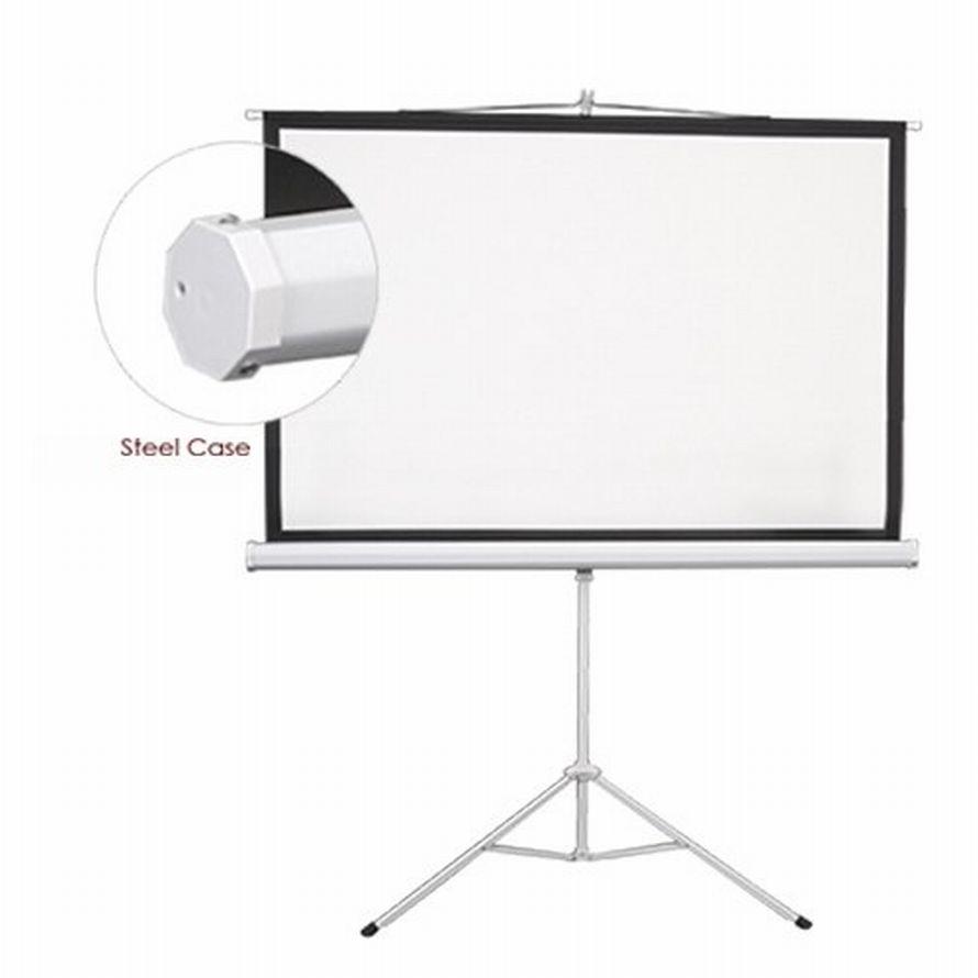 ESDC100 (4:3) Екран на тринозі 200*150