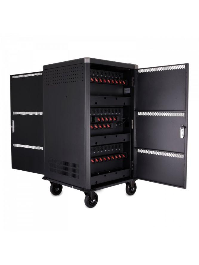 Шафа для зберігання та зарядки ноутбуківTN-CHGC-30B-E